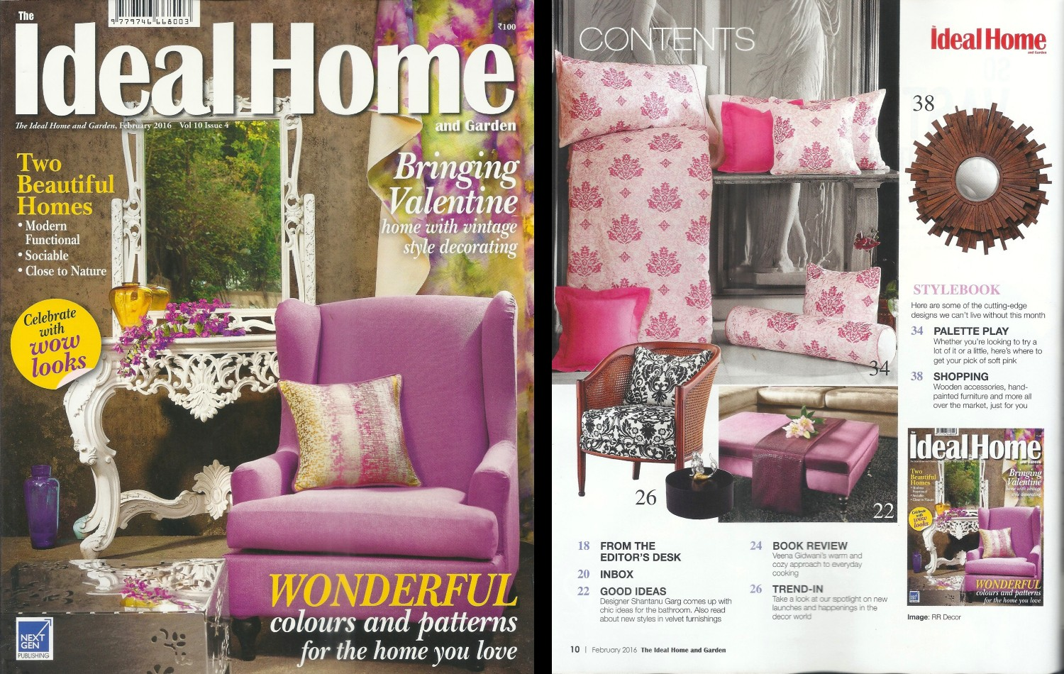 20160200 Ideal Home & Garden Feb2016 - TN - HIGH